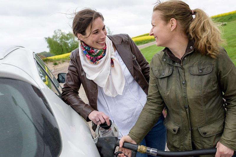 Energifabriken biodiesel Foto: Peter Ericsson