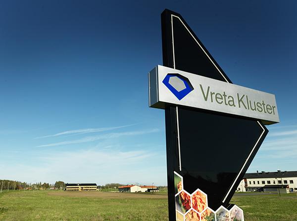 Foto:Niclas Albinsson/Vreta Kluster