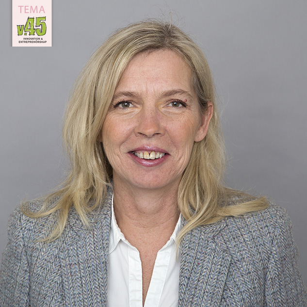 Eva Rådeström berättar om vad som händer på Mjölbys dag under Vecka45.
