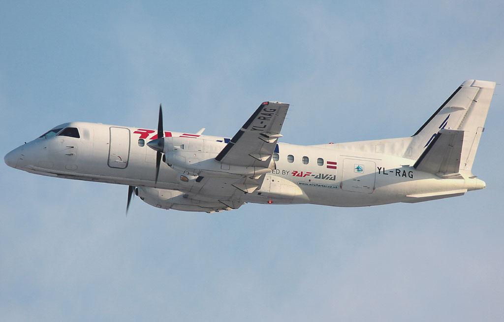 SF340 RAF-AVIA