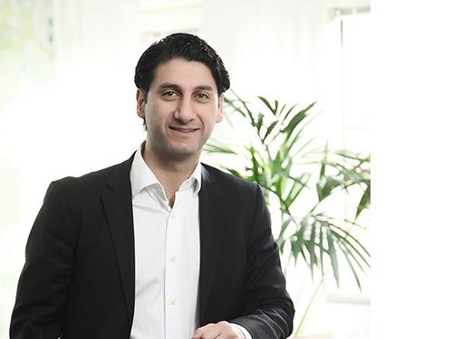 Bahjat Mourad, VD LEBA Ekonomibyrå AB