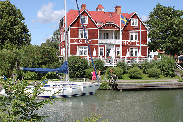 Götahotel, Borensberg