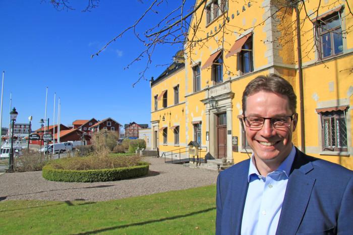Roger Altsäter ny vd för Göta kanal