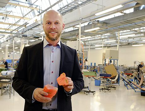 Björn Tielman, VD för Tielman Foto: Janne Näsström