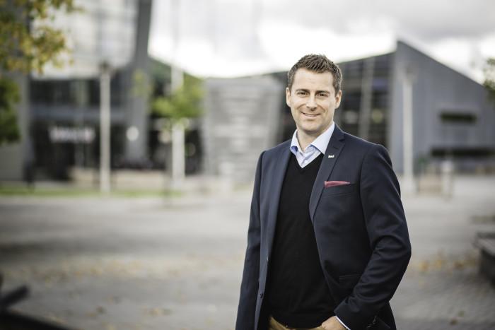 Christian Berger, vd för företagsinkubatorn LEAD slutar