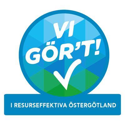Vi Gör´t .Ytterligare satsning på ekologisk hållbarhet i Östergötland