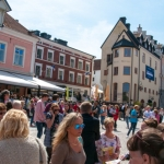 Norrköpings kommun deltar i Almedalen Foto: Region Gotland