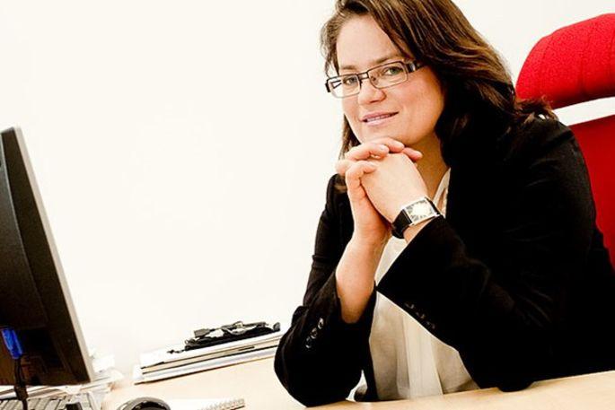 Maria Wallin – regionchef OST för Unik Resurs