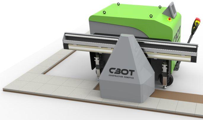 Automatiserad plattsättningsprocess från CBOT