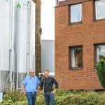 Peterson Packaging Norrköping ersätter olja med pellets