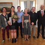 Vinnaren i Östergötland blev Hanna Johansson, Patrik Jutterström, Niklas Wigertz Danielsson och Henning Hall med Lifee AB, som uppmuntrar barn och ungdomar till fysisk aktivitet.