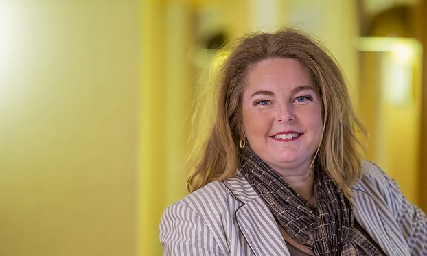 Yvonne Rosmark slutar som näringslivschef