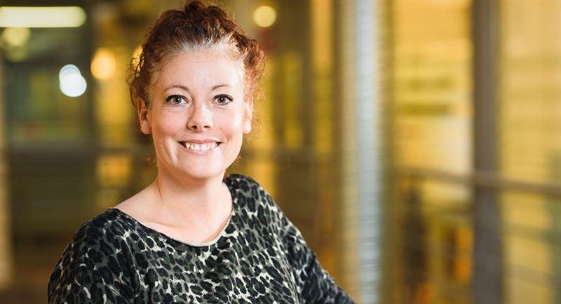 Carolina Olsson är Ebbeparks nya Community Manager