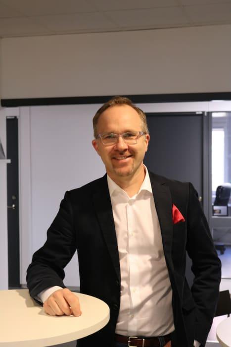 Nytt rekryteringsföretag i Linköping. MIkael Gustavsson