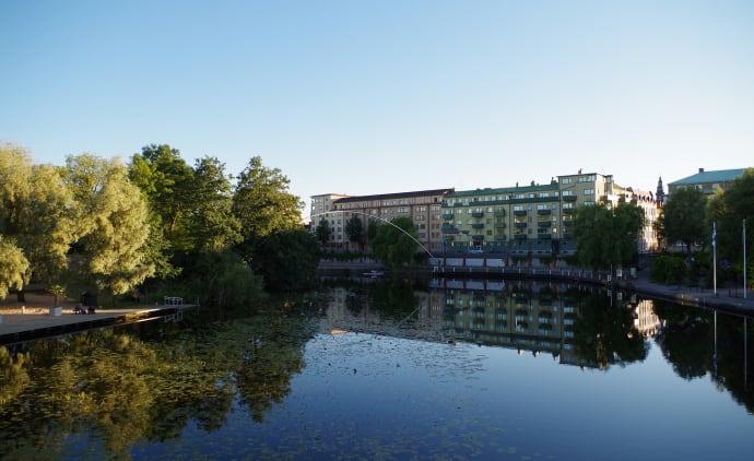 Stångån Rekordsiffror för Linköping i ny konjunkturbarometer