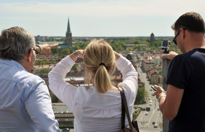 Flest östgötar flyttar till Linköping