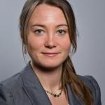 Idag tillträder Tekniska verkens nya ordförande Rebecka Hovenberg