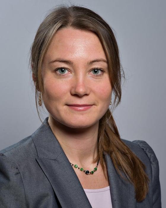 Bild: Rebecka Hovenberg, ny styrelseordförande i Tekniska verken i Linköping.