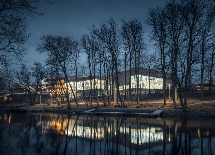Delat ägande framgångsrikt för ÅWL. Bild: Vattenhuset, Ängelholm Fotograf: Felix Gerlach