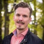Han ska marknadsföra East Sweden. Erik Nellmark blir marknadsföringsansvarig för East Sweden