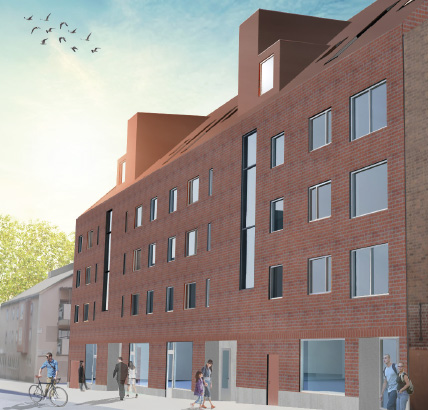 NTM Fastigheter AB bygger hotellägenheter tillsammans med Sky Hotel Apartments
