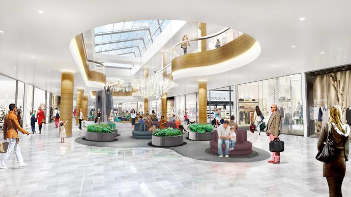 Linden köpcentrum firar 40 år och renoveras för 100 miljoner