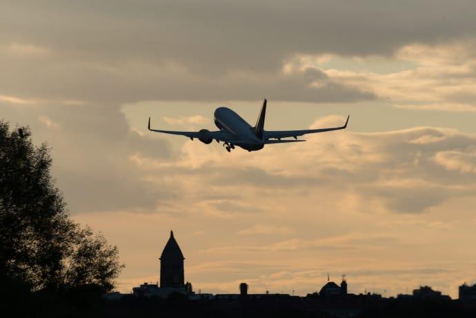 Antalet resenärer på Norrköping Airport ökar