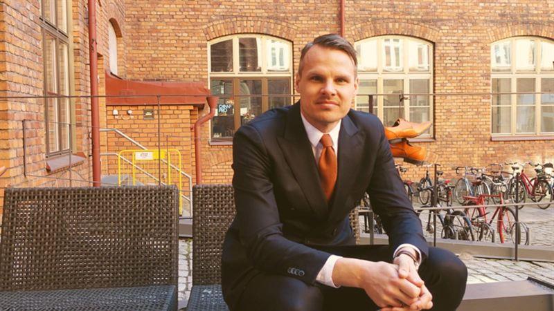 Bravura öppnar kontor i Linköping Martin Sander, vd på Bravura