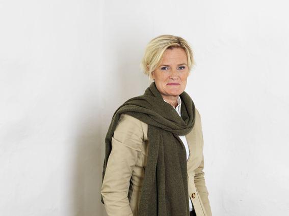 Fotograf: Niclas Albinsson  Karin Ljungmark Malmström, vd Identx