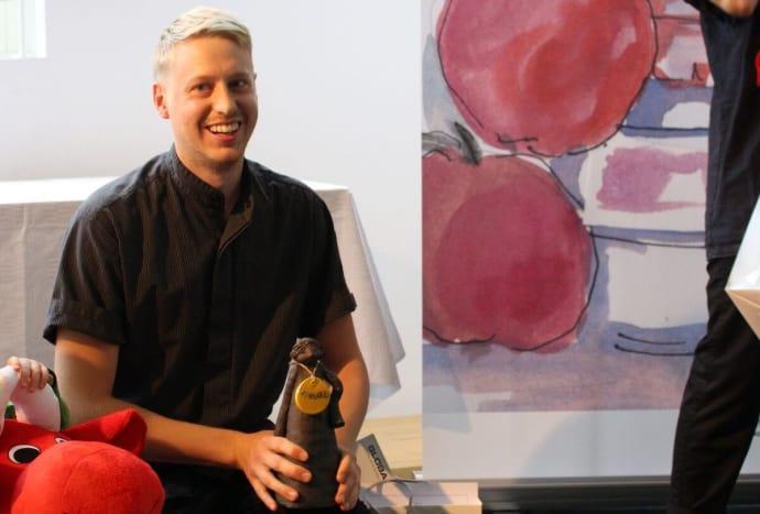 Jonas Alvin är Årets Ekokock Fotograf Embla Måneld.