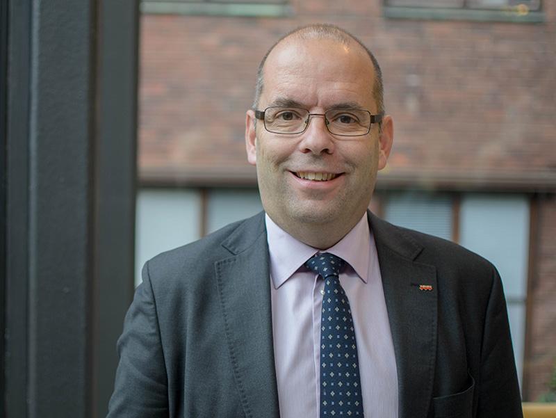 Carl Fredrik Graf blir ny landshövding i Östergötland