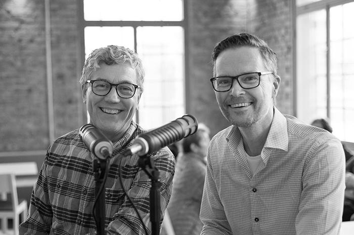 Affärsstadens chefsredaktör Peter Nordlander och Entreprenörsdrivs Tomas Tränkner poddar om senaste Affärsstaden.