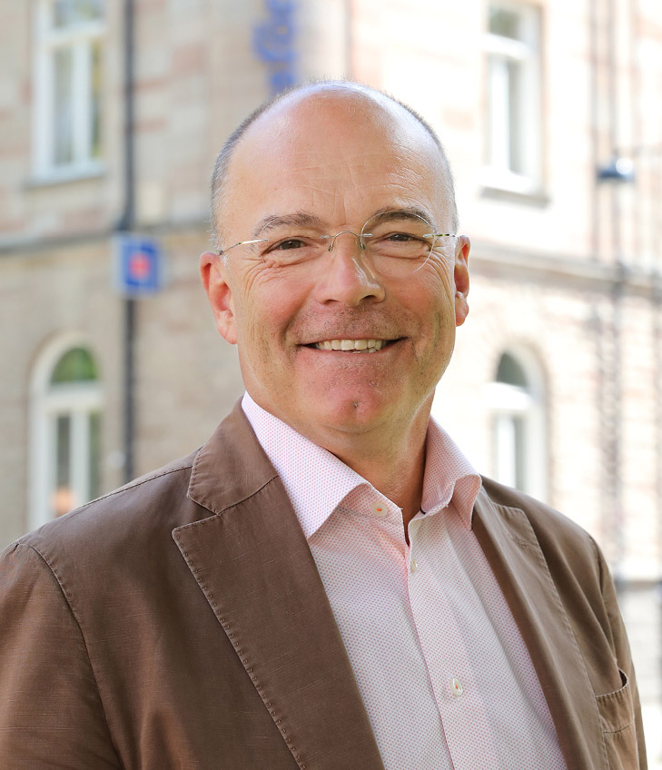 Stefan Nyrinder ny vd för Länsförsäkringar Östgöta Fotograf: Lena Holmgren