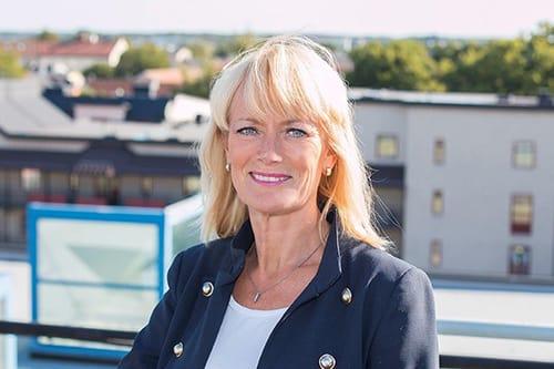 Anneli Larsson, ny vd på Lärande Partner