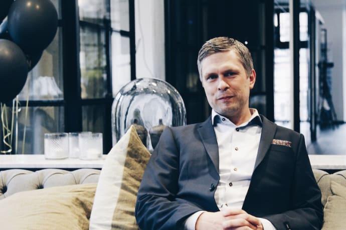 Consid växer i öst - 100 anställda i regionen. Henrik Boström, regionansvarig.
