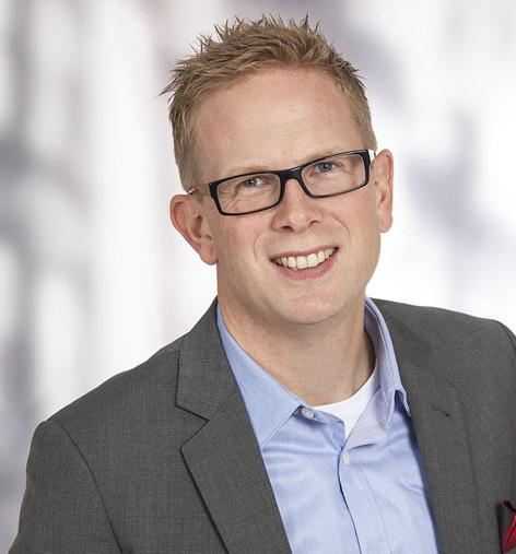 Fyrklövern etablerar nytt kontor i Nyköping. Christoffer Anderson är ansvarig för etableringen