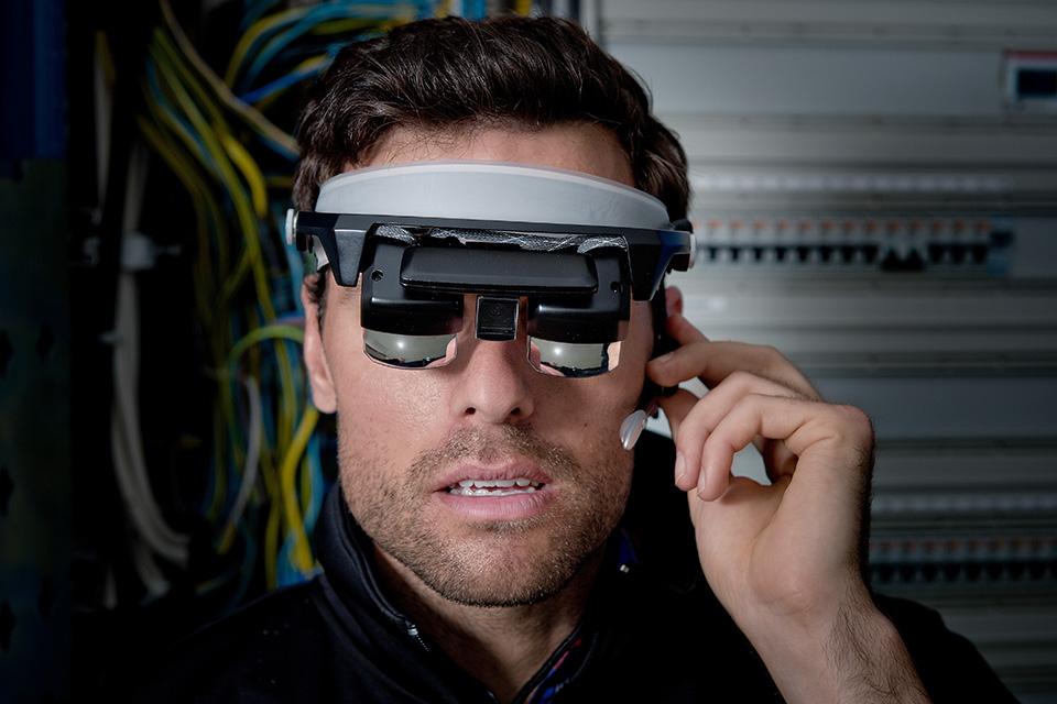 XMReality och Novacura inleder strategiskt samarbete och lanserar nästa generations AR-baserade digitala plattform. Fotograf Oskar