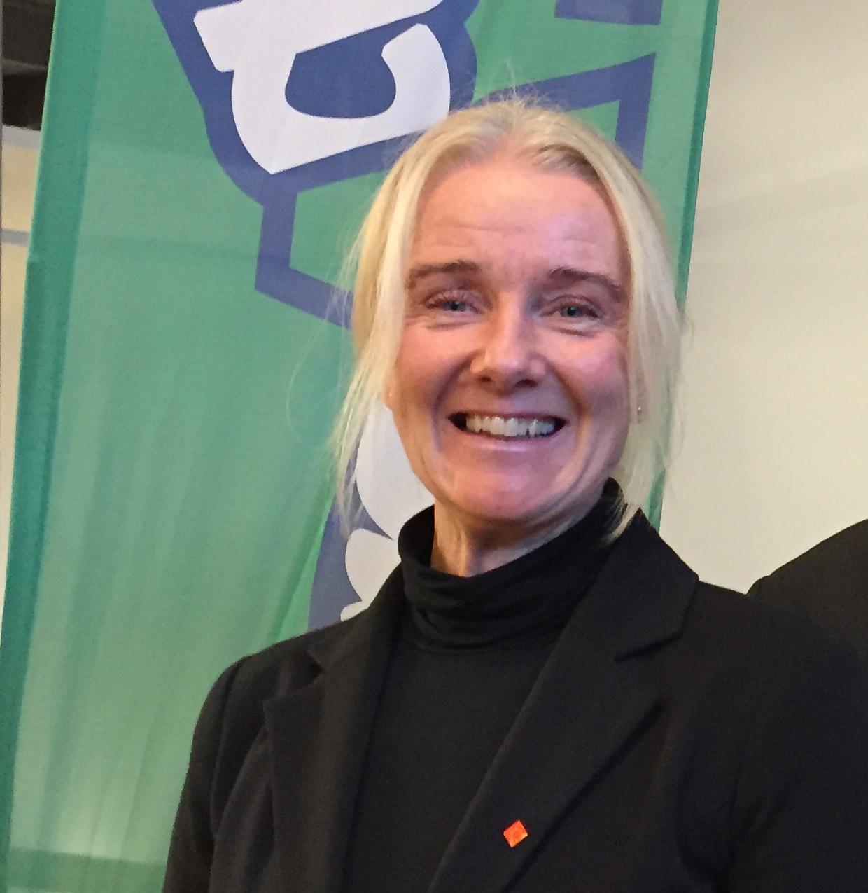 Verksamhetsansvarig i StyrelseAkademien Östsverige Maria Floxner slutar. Foto: Tomas Tränkner