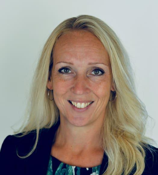 Sabina Söderqvist, ny Key Account manager för Air France KLM i Östergötland