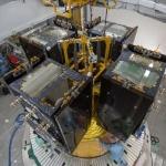 RUAG Space lyfter Galileos navigeringssystem till nya nivåer Bild: ESA, förberedelser inför uppskjutningen den 25 juli