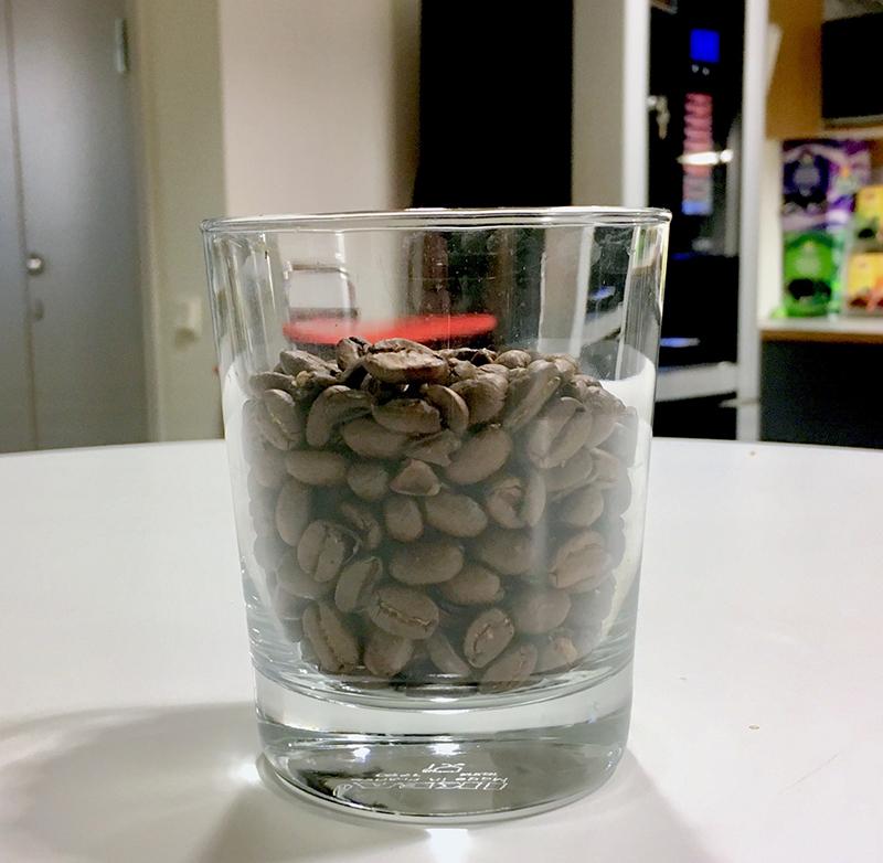 Och vinnarna är..Affärsstaden och Beans In cup presenterar vinnarna i mässtävlingen