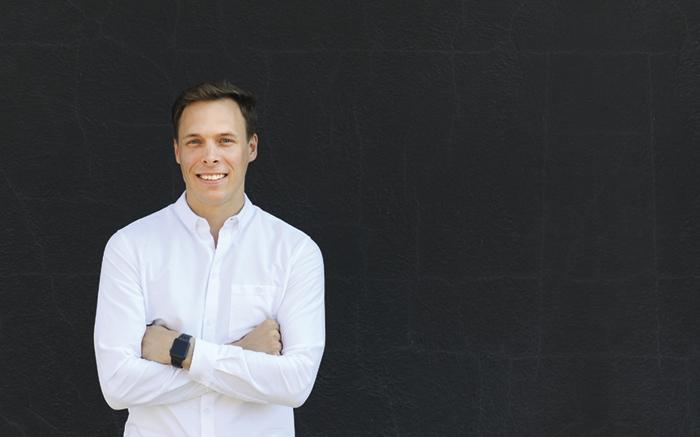 """Oskar Forsgren är en av gästerna på Almedalen, och kommer vara deltagare på seminariet """"Visual Agenda 2030 - från ord till handling mot de globala målen"""". Foto: Björn Lisinski"""