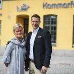 Christian Berger ny vd för Östsvenska Handelskammaren Foto: Crelle