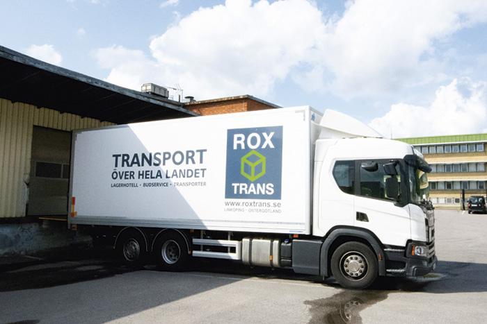 RoxtransAvlastning