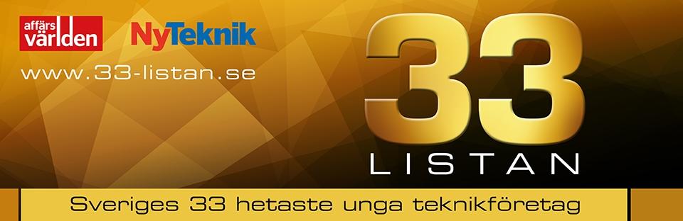 33-listan kommer till Linköping