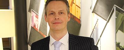 Mathias Knutsson förstärker näringspolitiken i Linköping