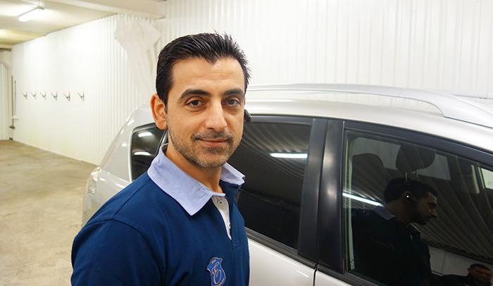 Bilvårdsföretag öppnar i Skäggetorp Centrum