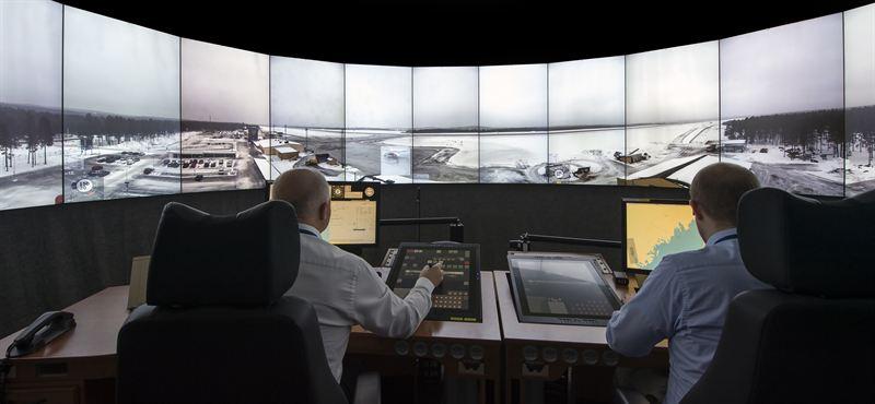Saabs Remote Tower till en tredje flygplats i Sverige