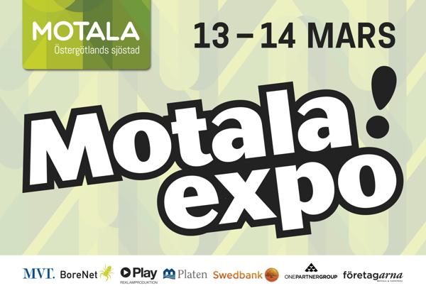 Motala Expo 13-14 mars 2015