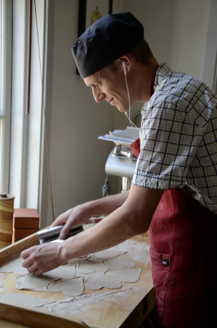 Vadstena Bröd deltar i nypremiär på Stig In